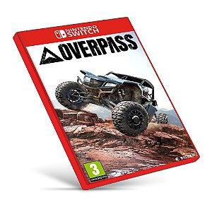 OVERPASS - Nintendo Switch - Mídia Digital