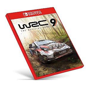 WRC 9 The Official Game - Nintendo Switch - Mídia Digital