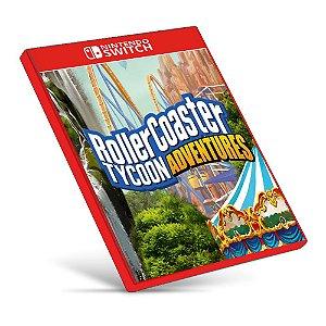 RollerCoaster Tycoon Adventures - Nintendo Switch - Mídia Digital