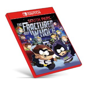 South Park: The Fractured but Whole - Standard Edition - Nintendo Switch - Mídia Digital