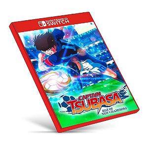Captain Tsubasa: Rise of New Champions - Nintendo Switch - Mídia Digital