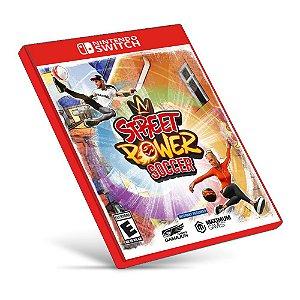 Street Power Soccer - Nintendo Switch - Mídia Digital