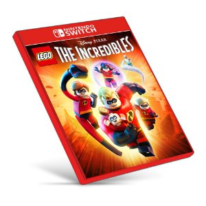 LEGO The Incredibles - Nintendo Switch - Mídia Digital