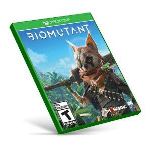 BIOMUTANT - Xbox One - Mídia Digital