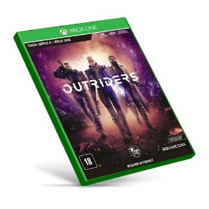 Outriders - Xbox One - Mídia Digital