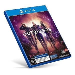 Outriders - PS4 - Mídia Digital