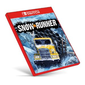 SnowRunner - Nintendo Switch - Mídia Digital