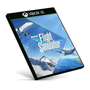Microsoft Flight Simulator - Xbox Series X|S - Mídia Digital