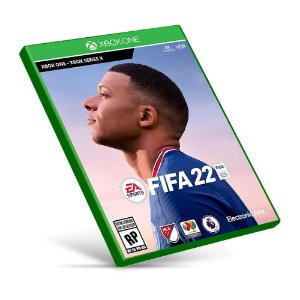 FIFA 22 - Xbox One - Mídia Digital