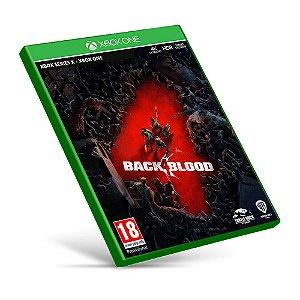 Back 4 Blood - Xbox One - Mídia Digital