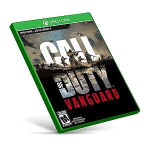 Call of Duty: Vanguard - Xbox One - Mídia Digital