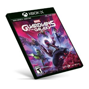 Guardiões da Galáxia da Marvel (Marvel's Guardians of the Galaxy) - Xbox Series X|S - Mídia Digital