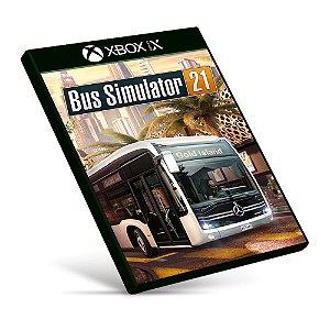 Bus Simulator 21 - Xbox Series X|S - Mídia Digital