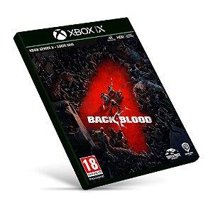 Back 4 Blood - Xbox Series X|S - Mídia Digital