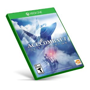 Ace Combat 7: Skies Unknown - Xbox One - Mídia Digital