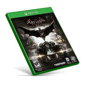 Batman: Arkham Knight - Xbox One - Mídia Digital