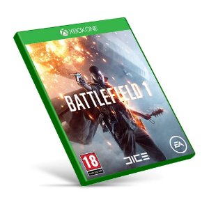 Battlefield 1 - Xbox One - Mídia Digital