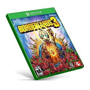 Borderlands 3 - Xbox One - Mídia Digital