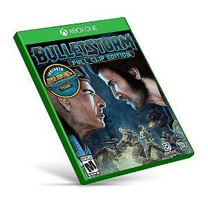 Bulletstorm: Full Clip Edition - Xbox One - Mídia Digital