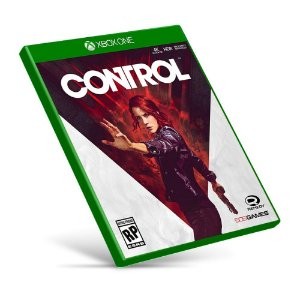 Control - Xbox One - Mídia Digital