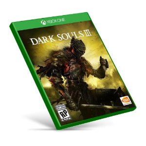 Dark Souls 3 - Xbox One - Mídia Digital