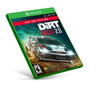 DiRT Rally 2.0 - Xbox One - Mídia Digital