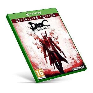 DmC Devil May Cry: Definitive Edition - Mídia Digital - Xbox One