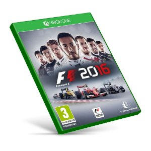 F1 2016 - Xbox One - Mídia Digital