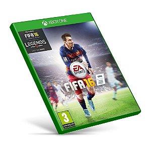 FIFA 16 - Xbox One - Mídia Digital