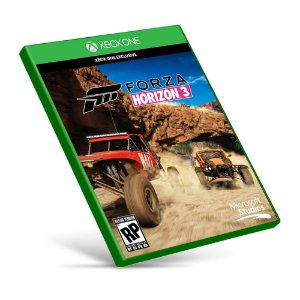 Forza Horizon 3 - Xbox One - Mídia Digital