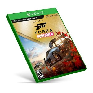 Forza Horizon 4 - Xbox One - Mídia Digital