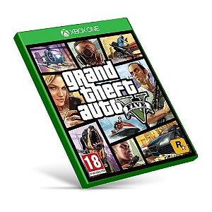 Grand Theft Auto V - Mídia Digital - Xbox One