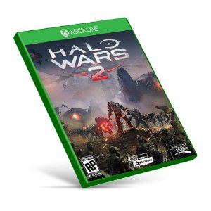 Halo Wars 2 - Xbox One - Mídia Digital