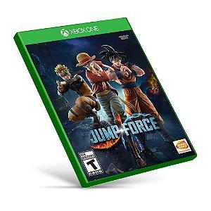 Jump Force - Xbox One - Mídia Digital