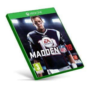 Madden NFL 18 - Xbox One - Mídia Digital