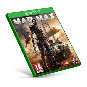 Mad Max - Xbox One - Mídia Digital