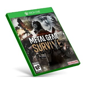 Metal Gear Survive - Xbox One - Mídia Digital
