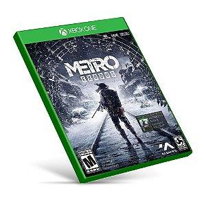 Metro Exodus - Xbox One - Mídia Digital