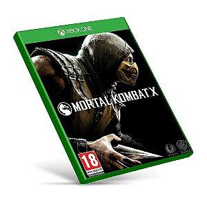 Mortal Kombat X - Mídia Digital - Xbox One