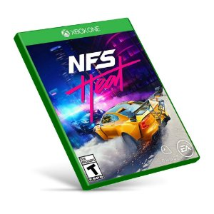 Need for Speed: Heat - Xbox One - Mídia Digital