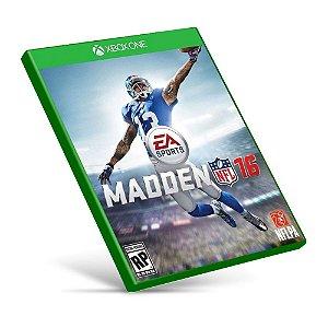 NFL16 - Xbox One - Mídia Digital