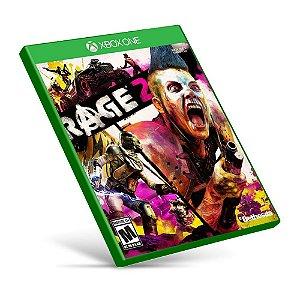 Rage 2 - Xbox One - Mídia Digital
