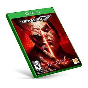 Tekken 7 - Xbox One - Mídia Digital