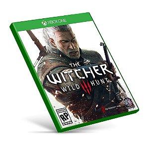 The Witcher 3: Wild Hunt - Mídia Digital - Xbox One