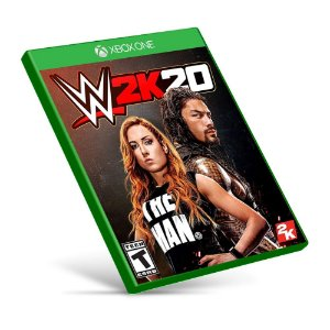 WWE 2K20 - Xbox One - Mídia Digital