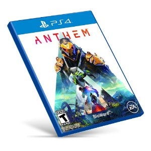 Anthem - PS4 - Mídia Digital