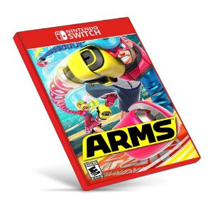 ARMS - Nintendo Switch - Mídia Digital