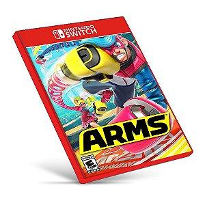 ARMS - Nintendo Switch - Mídia Digital