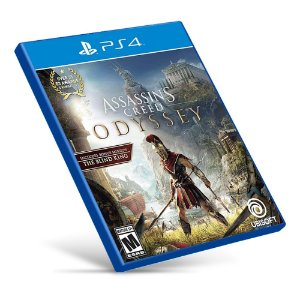 Assassins Creed: Odyssey - PS4 - Mídia Digital