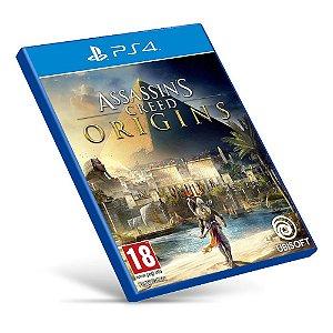 Assassins Creed: Origins - Ps4 - Mídia Digital